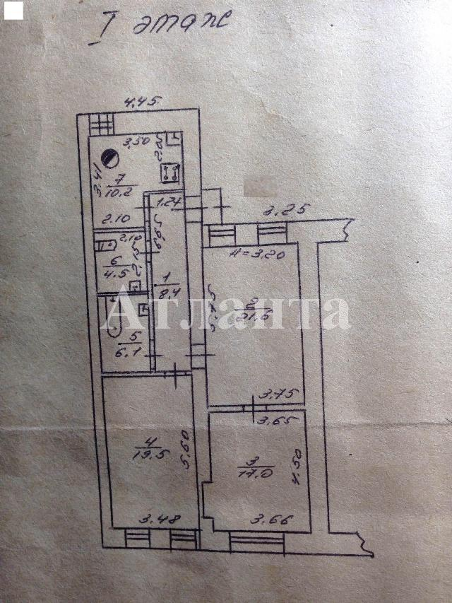 Продается 3-комнатная квартира на ул. Атамана Головатого — 65 000 у.е. (фото №10)