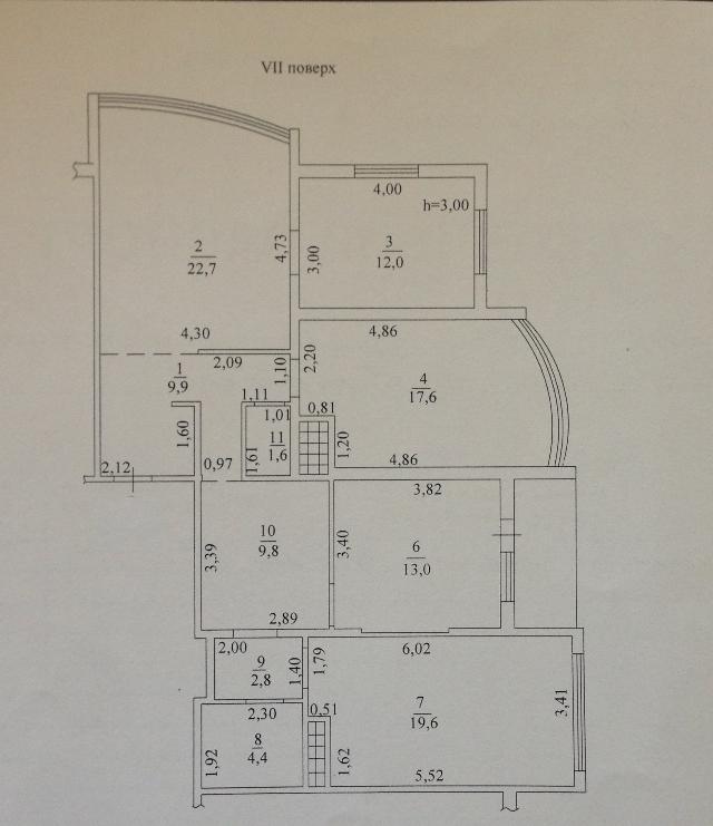 Продается Многоуровневая квартира в новострое на ул. Армейская — 275 000 у.е.