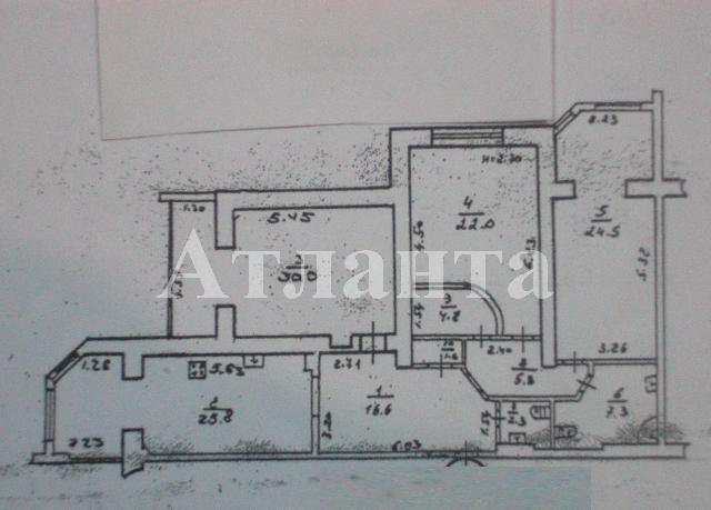 Продается 3-комнатная квартира в новострое на ул. Тенистая — 160 000 у.е. (фото №9)