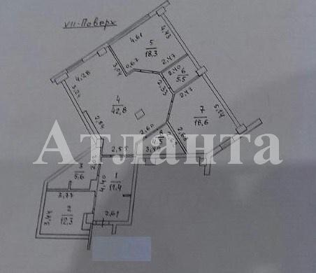 Продается 2-комнатная квартира в новострое на ул. Проспект Шевченко — 225 000 у.е. (фото №16)