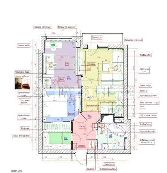 Продается 1-комнатная квартира в новострое на ул. Французский Бул. — 66 000 у.е. (фото №5)