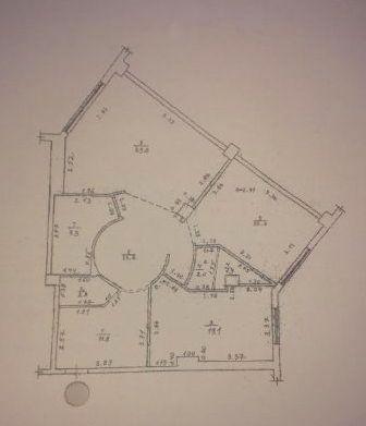 Продается 2-комнатная квартира в новострое на ул. Проспект Шевченко — 230 000 у.е. (фото №2)
