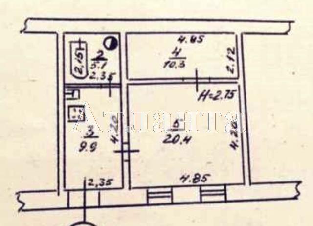 Продается 2-комнатная квартира на ул. Большая Арнаутская — 37 000 у.е. (фото №8)