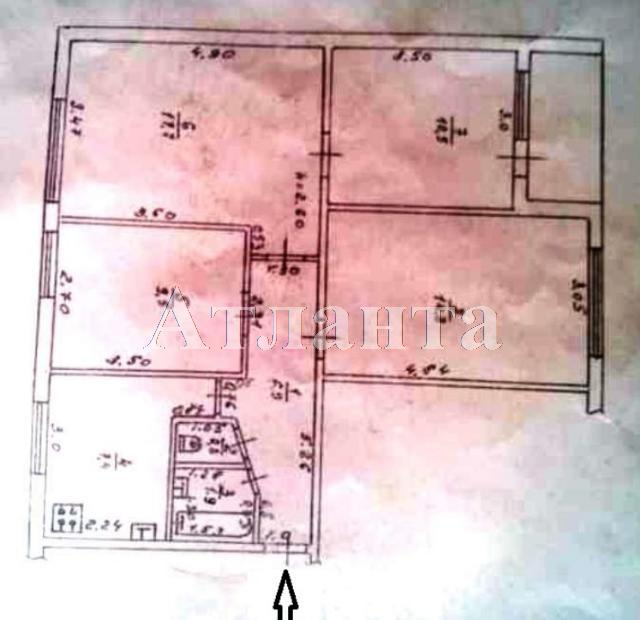 Продается 4-комнатная квартира на ул. Транспортная — 60 000 у.е. (фото №4)
