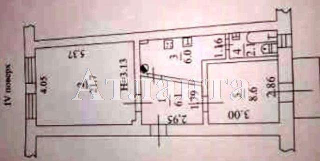 Продается 2-комнатная квартира на ул. Сеченова Пер. — 48 000 у.е.