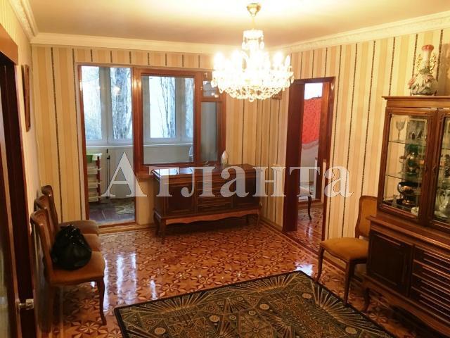 Продается 3-комнатная квартира на ул. Ойстраха Давида — 55 000 у.е.