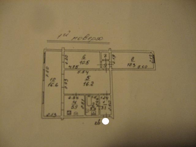 Продается 3-комнатная квартира на ул. Фонтанская Дор. — 64 990 у.е. (фото №11)