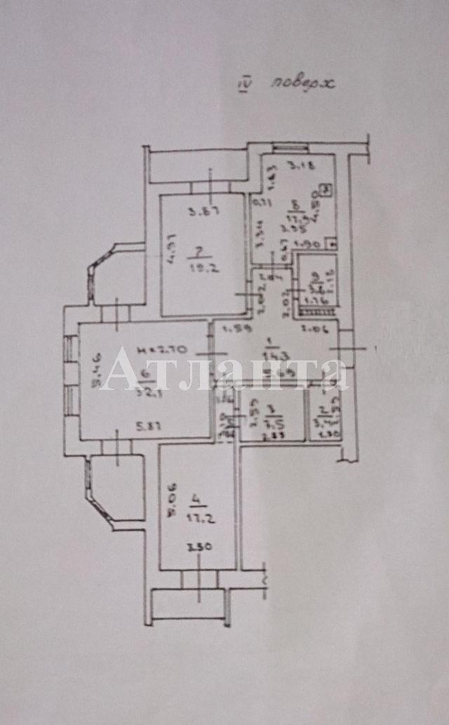 Продается 3-комнатная квартира в новострое на ул. Тенистая — 200 000 у.е. (фото №12)