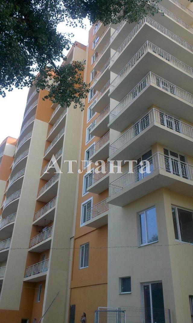 Продается 1-комнатная квартира в новострое на ул. Генерала Цветаева — 28 500 у.е.