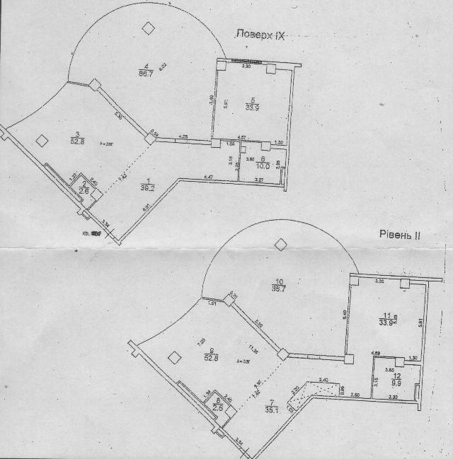 Продается 3-комнатная квартира в новострое на ул. Генуэзская — 310 000 у.е. (фото №3)