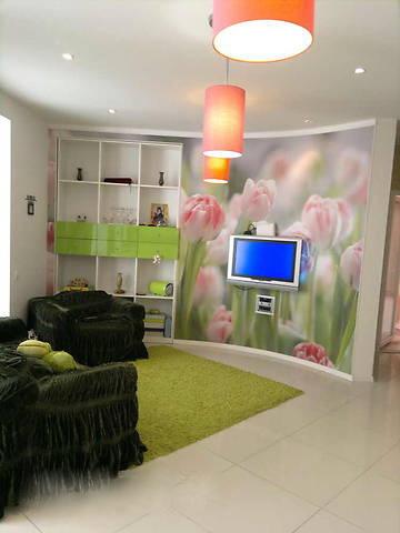 Продается 2-комнатная квартира в новострое на ул. Парковая — 130 000 у.е.
