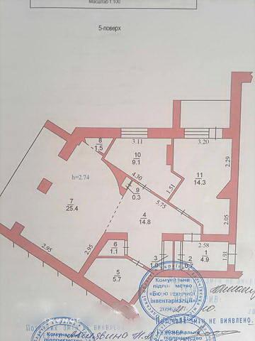 Продается 2-комнатная квартира в новострое на ул. Парковая — 130 000 у.е. (фото №4)