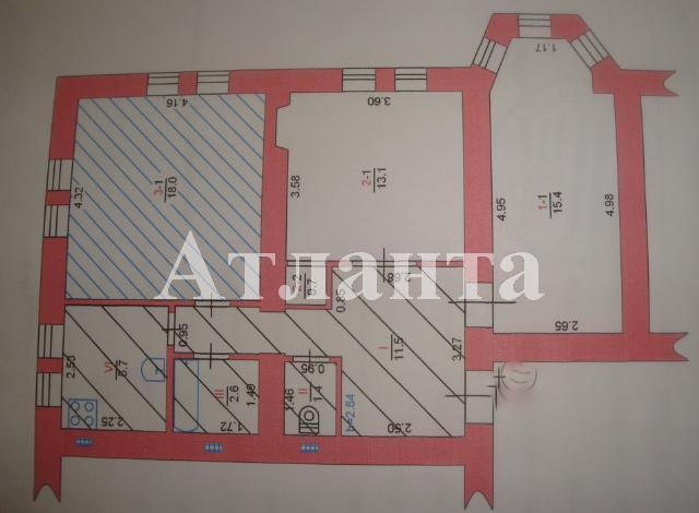 Продается 1-комнатная квартира на ул. Шевченко — 14 000 у.е. (фото №2)