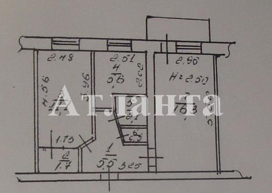 Продается 2-комнатная квартира на ул. Гайдара — 40 000 у.е. (фото №8)
