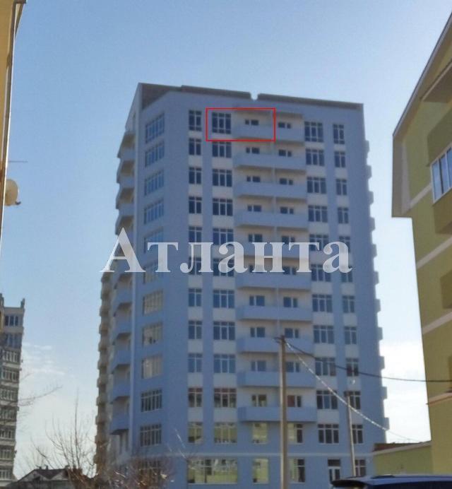 Продается 1-комнатная квартира в новострое на ул. Парковая — 39 000 у.е.