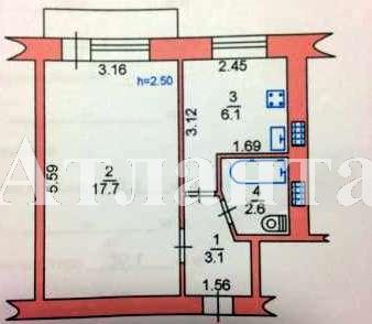 Продается 1-комнатная квартира на ул. Ленина — 31 000 у.е. (фото №2)