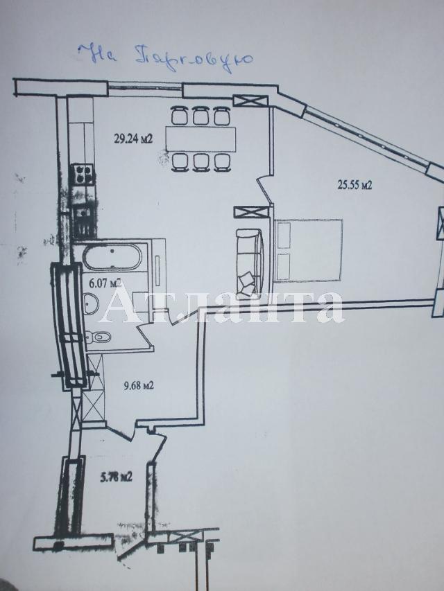 Продается 1-комнатная квартира в новострое на ул. Героев Сталинграда — 52 000 у.е. (фото №2)