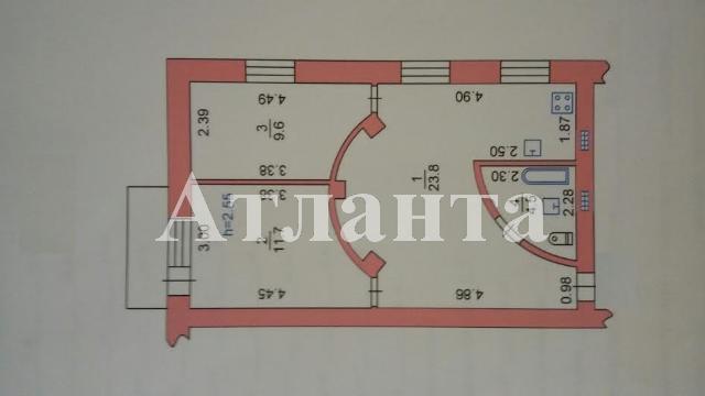 Продается 2-комнатная квартира на ул. Парковая — 65 000 у.е. (фото №3)