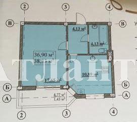 Продается 1-комнатная квартира в новострое на ул. Ильичевская — 22 000 у.е. (фото №2)
