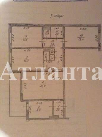 Продается 4-комнатная квартира на ул. Данченко — 66 000 у.е. (фото №2)