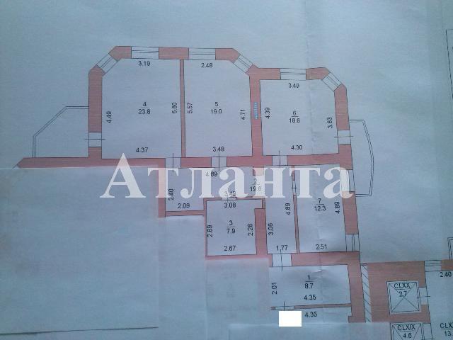 Продается 3-комнатная квартира на ул. Хантадзе Пер. — 70 000 у.е. (фото №3)