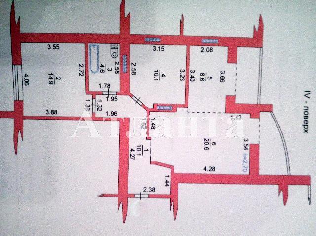 Продается 2-комнатная квартира на ул. Героев Сталинграда — 95 000 у.е. (фото №13)