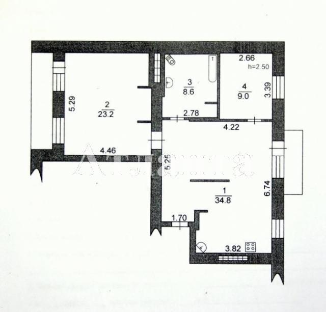 Продается 2-комнатная квартира на ул. Парковая — 100 000 у.е. (фото №3)