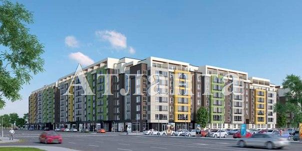 Продается 1-комнатная квартира в новострое на ул. Чехова — 23 160 у.е.