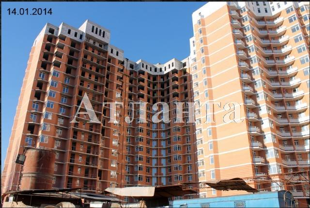Продается 2-комнатная квартира в новострое на ул. Проценко — 39 550 у.е. (фото №3)