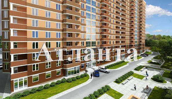 Продается 3-комнатная квартира в новострое на ул. Дюковская — 59 070 у.е. (фото №3)