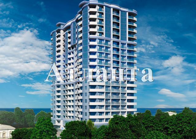 Продается 1-комнатная квартира в новострое на ул. Кордонный Пер. — 64 820 у.е. (фото №2)