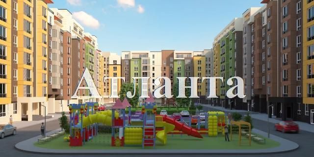 Продается 2-комнатная квартира в новострое на ул. Чехова — 40 620 у.е. (фото №2)