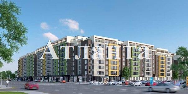 Продается 2-комнатная квартира в новострое на ул. Чехова — 40 170 у.е.
