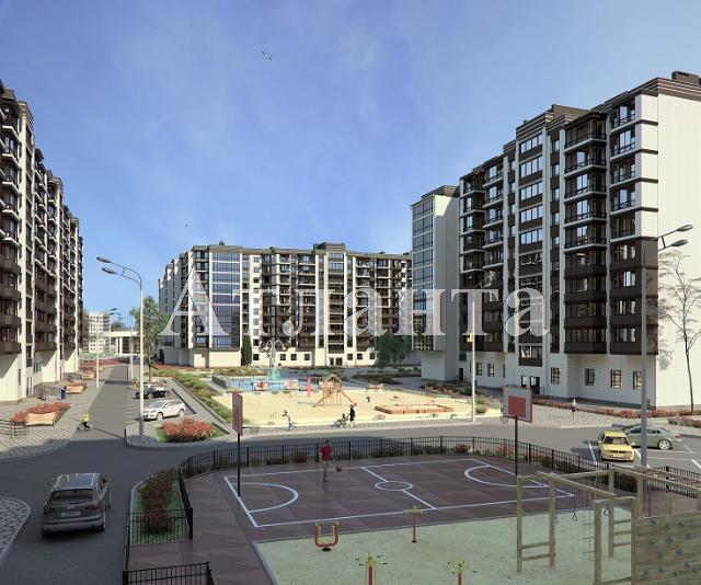 Продается 1-комнатная квартира в новострое на ул. 1 Мая — 31 770 у.е. (фото №2)