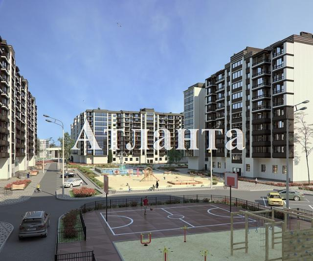 Продается 1-комнатная квартира в новострое на ул. 1 Мая — 34 140 у.е. (фото №2)