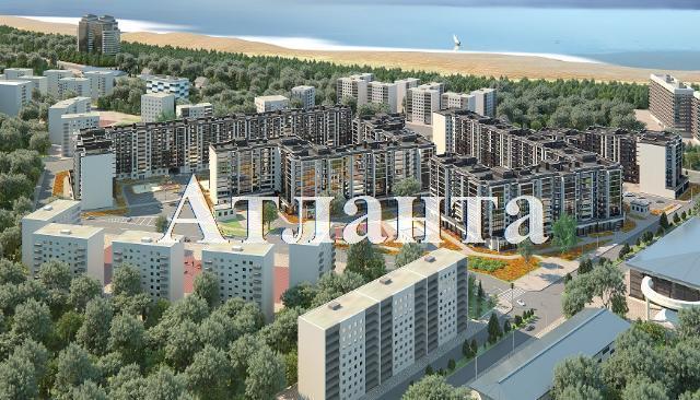 Продается 1-комнатная квартира в новострое на ул. 1 Мая — 34 140 у.е. (фото №5)
