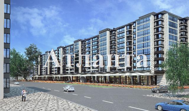 Продается 1-комнатная квартира в новострое на ул. 1 Мая — 35 590 у.е.