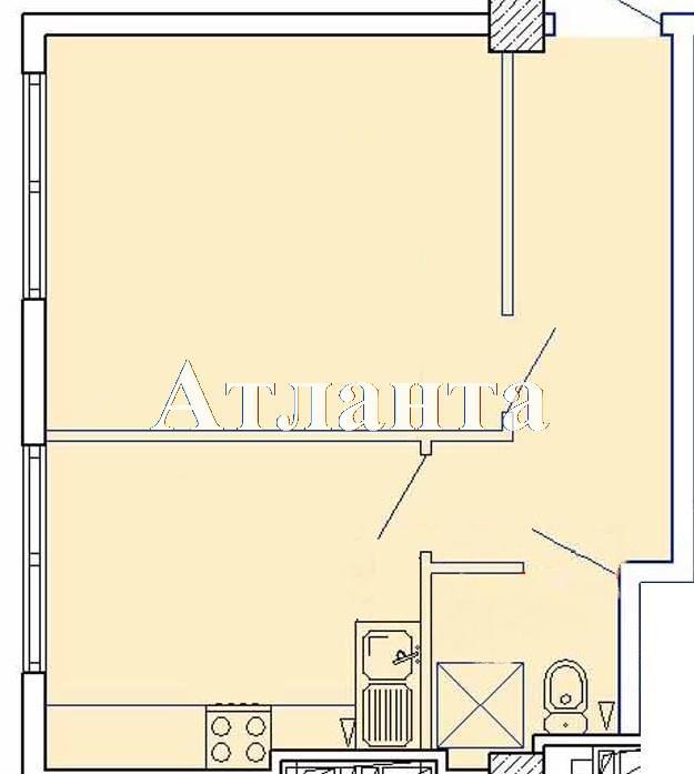 Продается 1-комнатная квартира в новострое на ул. Ванный Пер. — 46 980 у.е. (фото №8)