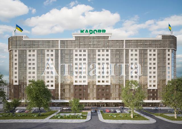 Продается 3-комнатная квартира в новострое на ул. Фонтанская Дор. — 95 940 у.е.