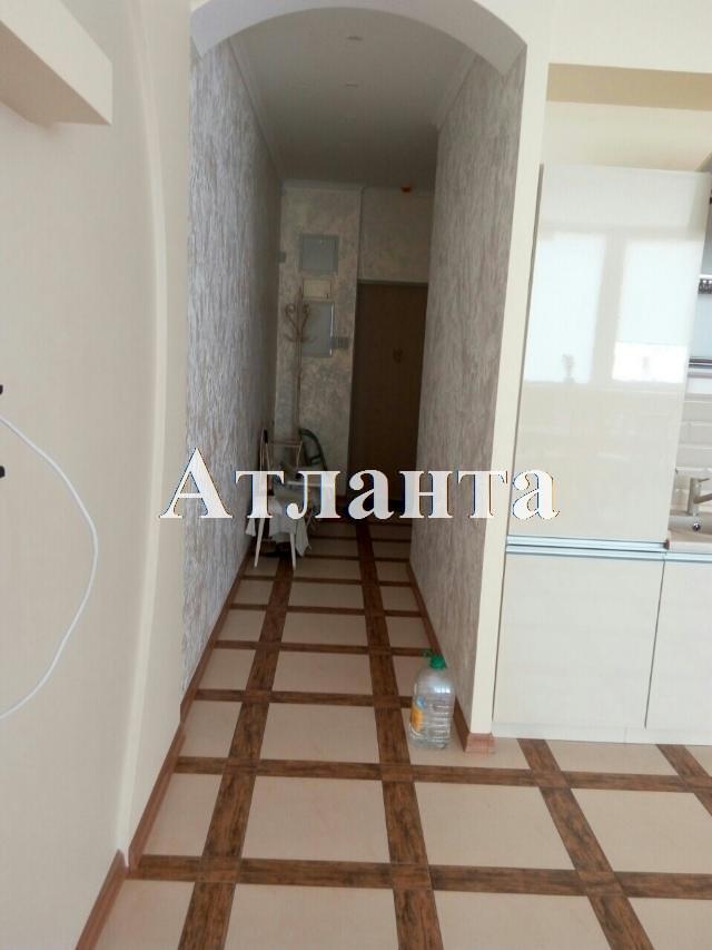 Продается 1-комнатная квартира в новострое на ул. Левитана — 95 000 у.е. (фото №7)