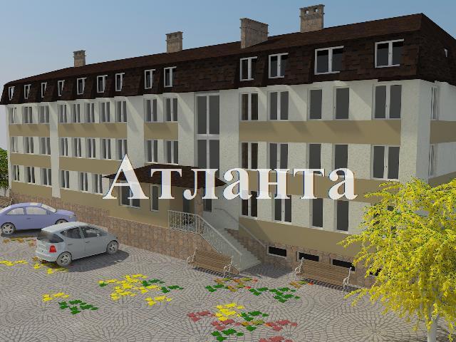 Продается 1-комнатная квартира на ул. Центральная — 17 660 у.е.