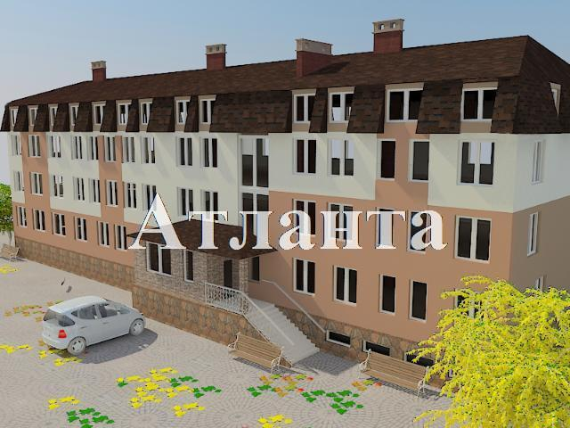 Продается 1-комнатная квартира на ул. Центральная — 17 660 у.е. (фото №2)