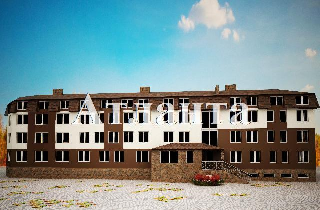 Продается 1-комнатная квартира на ул. Центральная — 17 660 у.е. (фото №3)
