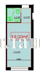 Продается 1-комнатная квартира на ул. Центральная — 17 660 у.е. (фото №5)