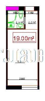 Продается 1-комнатная квартира на ул. Центральная — 17 570 у.е. (фото №6)