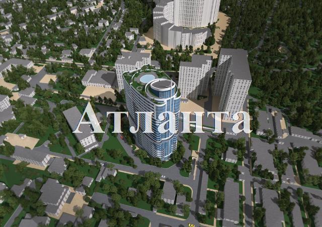 Продается 1-комнатная квартира в новострое на ул. Новобереговая — 70 330 у.е.