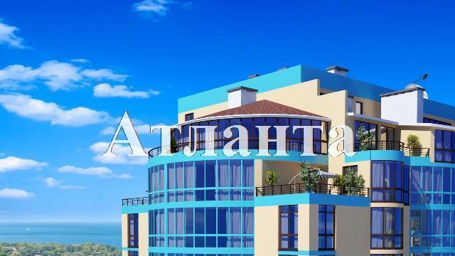 Продается 2-комнатная квартира в новострое на ул. Фонтанская Дор. — 49 630 у.е.