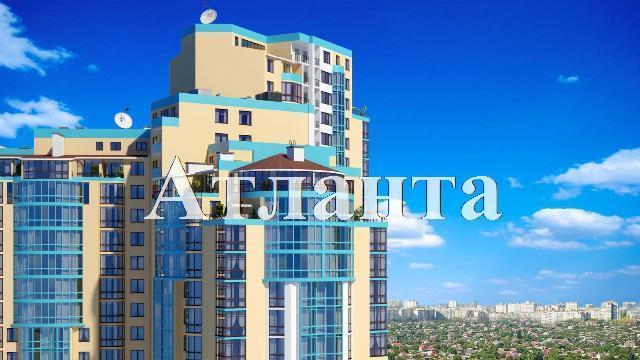 Продается 1-комнатная квартира в новострое на ул. Фонтанская Дор. — 52 580 у.е. (фото №2)