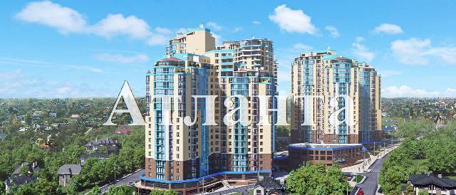 Продается 2-комнатная квартира в новострое на ул. Фонтанская Дор. — 101 940 у.е.