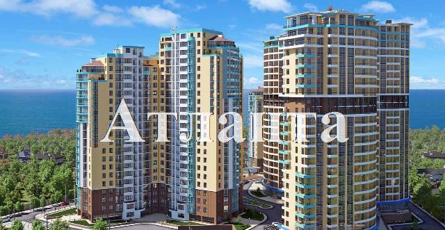 Продается 2-комнатная квартира в новострое на ул. Фонтанская Дор. — 101 940 у.е. (фото №3)